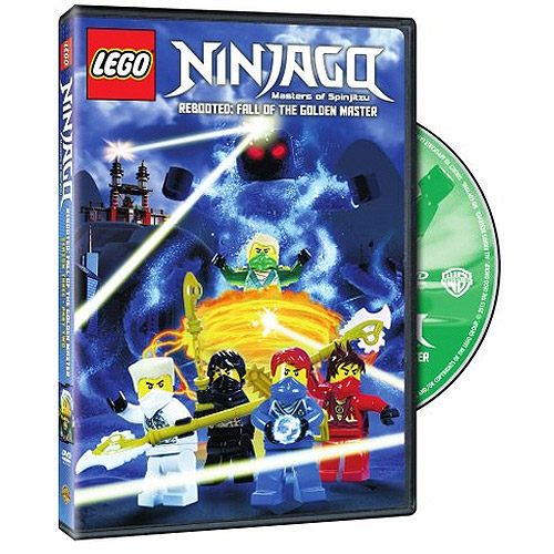 LEGO Ninjago: Masters Of Spinjitzu: Rebooted: Fall Of The Golden Master: Season Three - Part Two (Widescreen)