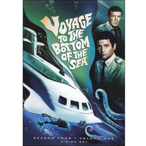 Voyage To The Bottom Of The Sea: Season 4, Volume 1 (Widescreen)