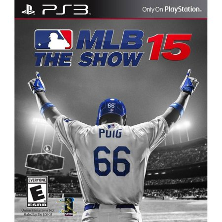 Mlb 15  The Show  Ps3    Pre Owned