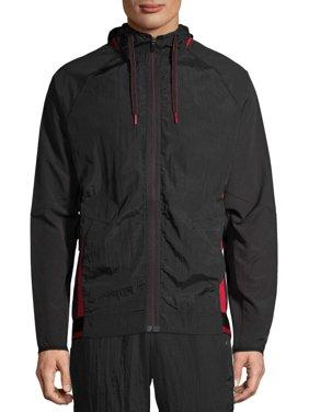 Russell Men's and Big Men's Active Windbreaker Jacket, up to 5XL