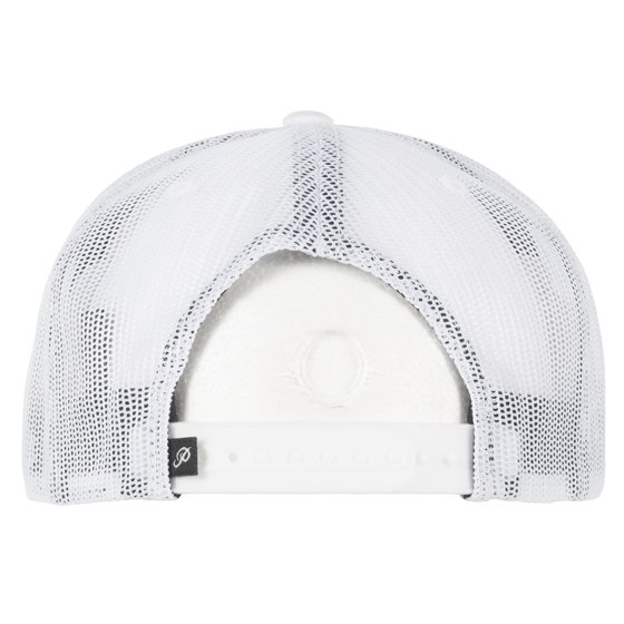 c4801fb92 Primitive Apparel Cerveza Trucker Hat Snapback Cap Headwear Lid Skate Mens  White