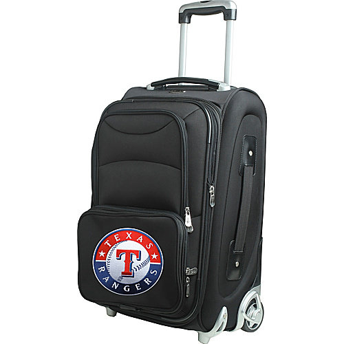 "Denco Sports Luggage MLB 21"" Wheeled Upright"