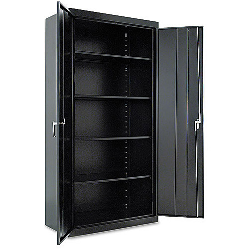 "Alera 72"" Assembled Welded High Storage Cabinet"