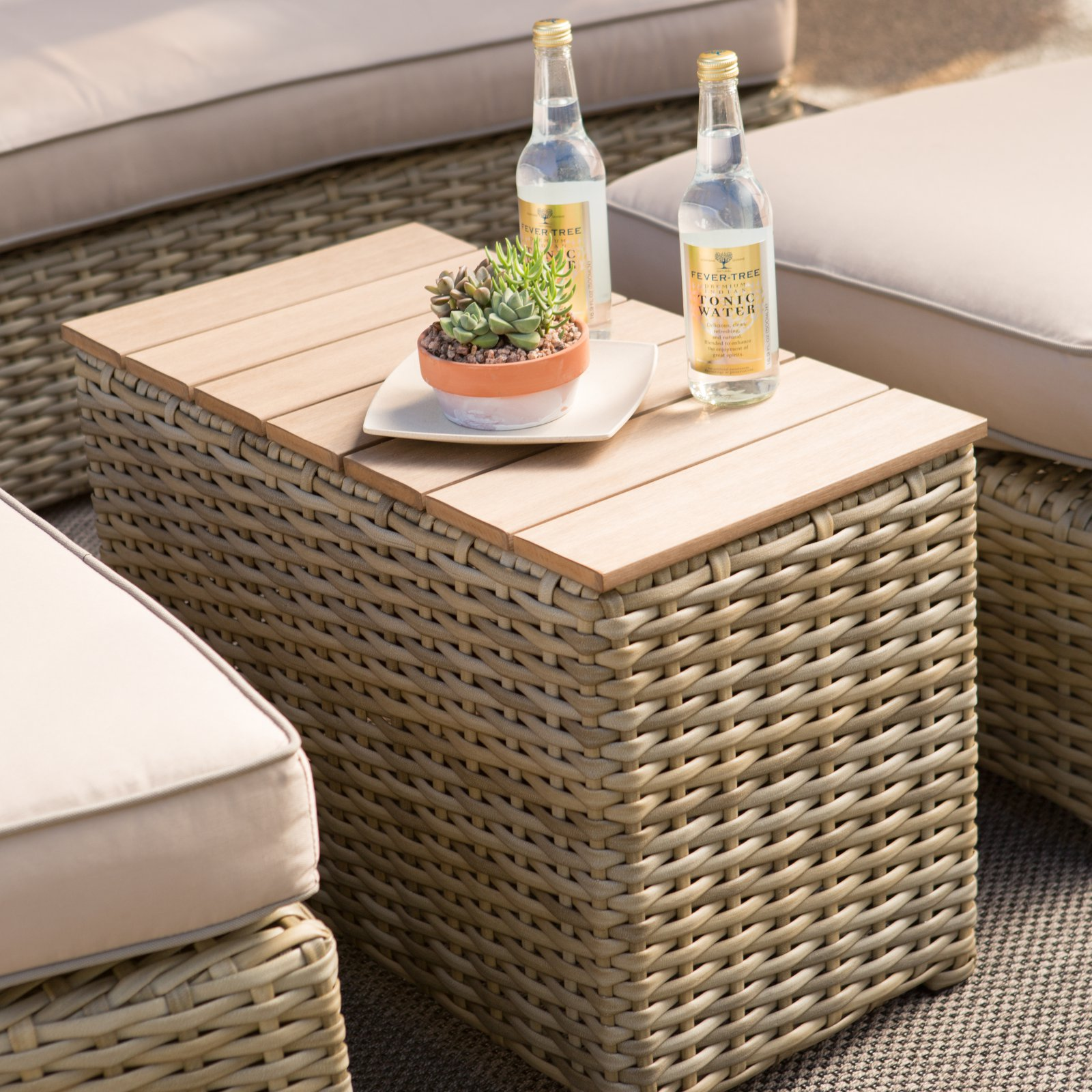 Fine Belham Living Wingate All Weather Wicker Sofa Daybed Sectional Set Lamtechconsult Wood Chair Design Ideas Lamtechconsultcom