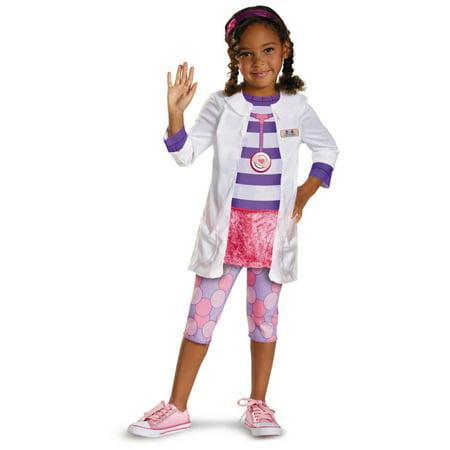 Doc Mcstuffins Toddler/ Girls Costume