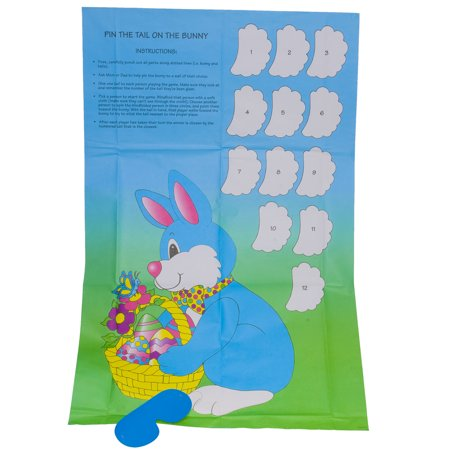 Pin The Tail On The Bunny - Pin The Tail On The Bunny Game
