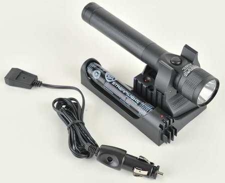 Streamlight Stinger DS C4 LED Flashlight with 12V DC Steady Charge PiggyBack by Streamlight