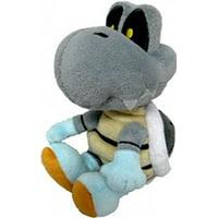 """Nintendo Super Mario Dry Bones Cute Soft Plush Toy - 6"""" (Gift Idea)"""