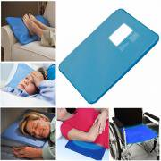 Jeobest 1PC Cooling Ice Pillow - Pillow Cooling Pad - Cooling Pillow Gel Mat - Summer Chillow Pillow Therapy Insert Sleeping Aid Pad Mat Muscle Relief Cooling Gel Pillow Ice Pad Massager