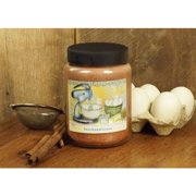 LANG Snickerdoodle 26-Ounce Jar Candle, Scented with Just Like the Cookie, Vanilla, Hazelnut and Cinnamon