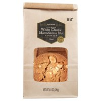 Marketside Ultimate White Chunk Macademia Nut Cookies, 4.5 oz, 3 Count