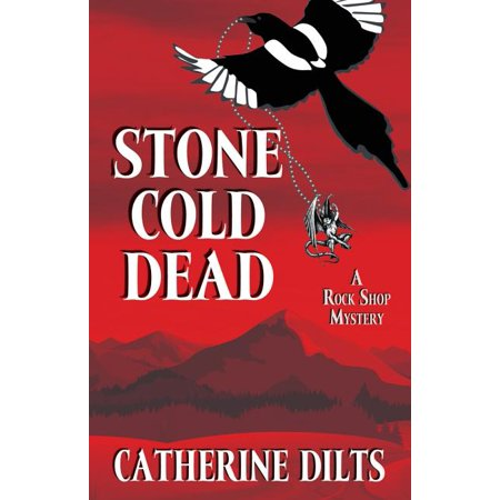 Rock Shop Mystery: Stone Cold Dead (Paperback)