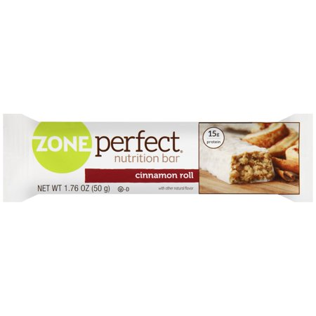 ZonePerfect® Cinnamon Roll Nutrition Bar 1.76 oz. Wrapper