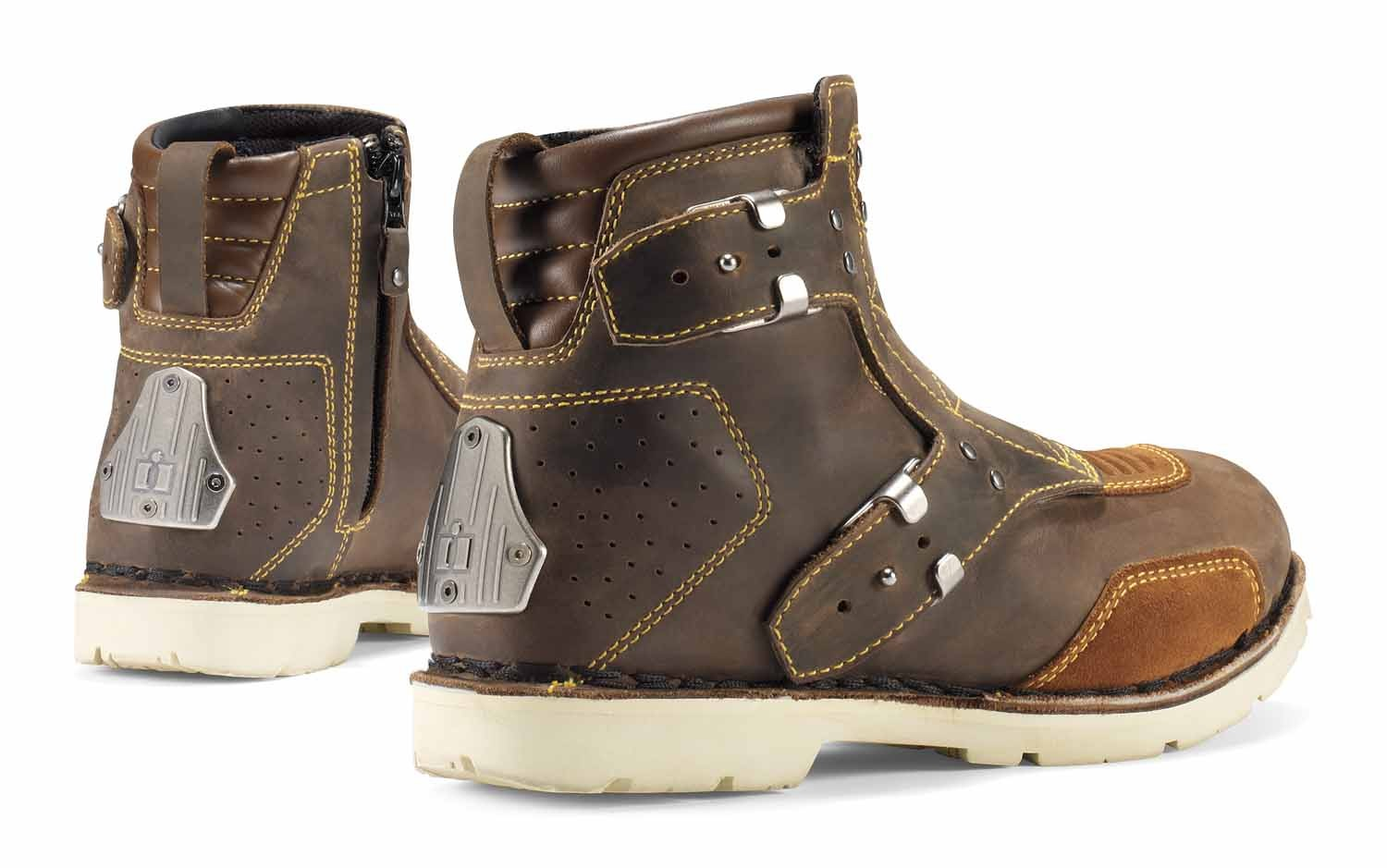 Icon 1000 El Bajo Womens Brown Boots Oiled Brown Womens d3b161