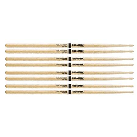 4 PACK Promark PW5AW Japanese Shira Kashi White Oak Wood PW5AW-4