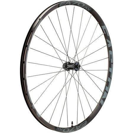 Easton EA70 AX Disc 700c Front Wheel: 12x100mm Thru Axle Easton Bicycle Wheels