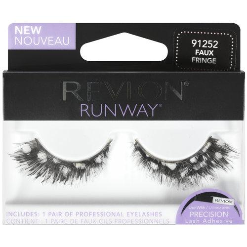 Revlon Runway Eyelashes, 91252 Faux Fringe