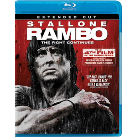 Rambo: The Fight Continues Extended Cut (Blu-ray) ()