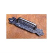 6 in. Hammered Drawer Pull (Set of 10)