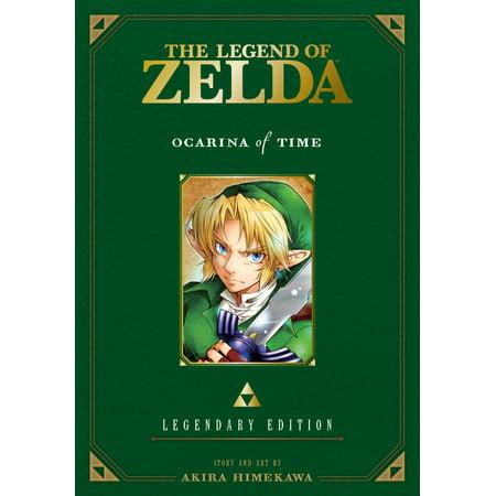 The Legend of Zelda: Ocarina of Time -Legendary Edition- (Legendary)