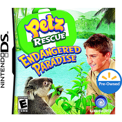 Petz Rescue Enger Paradis (DS) - Pre-Owned