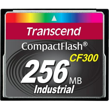 - 256MB TS256MCF300 CF CARD 300X