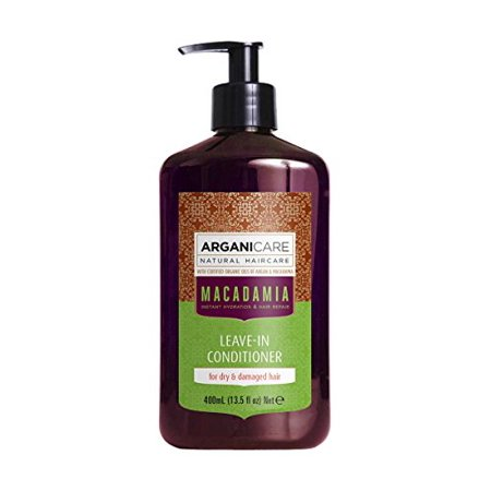 Hydrating Macadamia Leave in Best Conditioner for Dry and Damaged