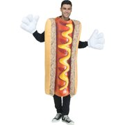 Hot Dog Photo-Real Costume