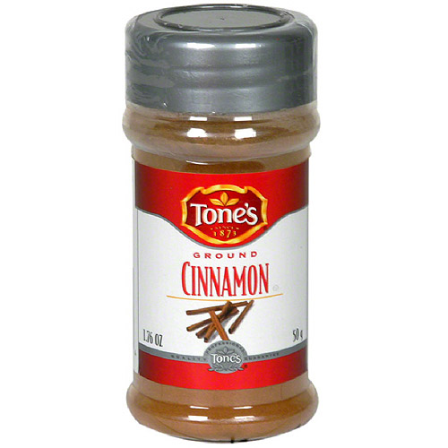 Tone's Ground Cinnamon, 1.76 oz, (Pack of 6)