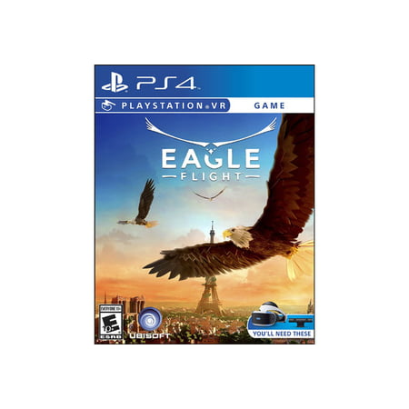 Eagle Flight, Ubisoft, PlayStation 4,