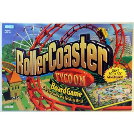 Roller Coaster Tycoon Ex