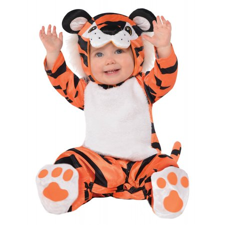 Make It Yourself Baby Halloween Costumes (Tiny Tiger Baby Infant Costume - Baby)