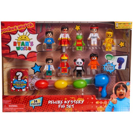 Ryan's World Mystery Figs