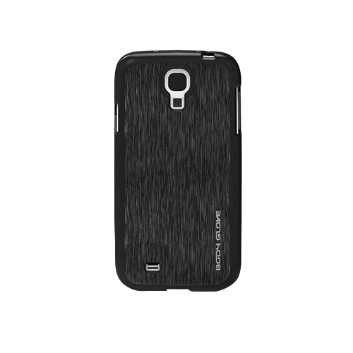 Body Glove Fusion Steel Series Case for Samsung Galaxy S4 (Black) by Body Glove