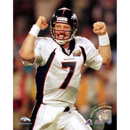 John Elway Super Bowl Xxxiii Mvp Photo Print