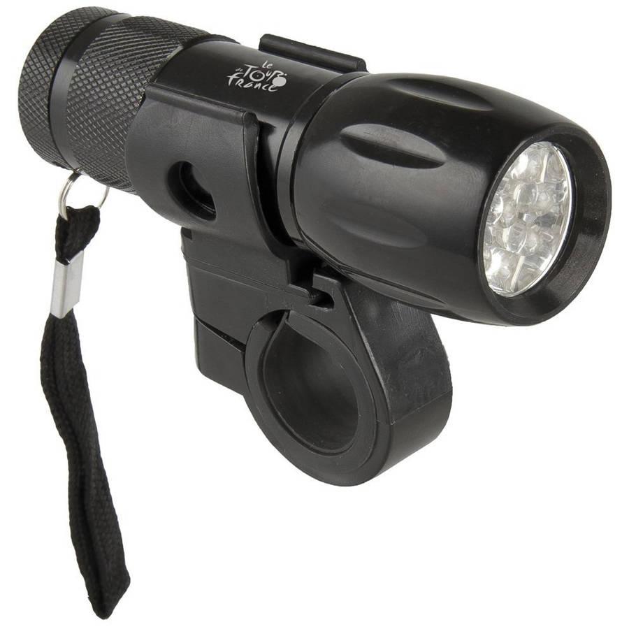 Tour de France Aspin 9.1 LED Headlight