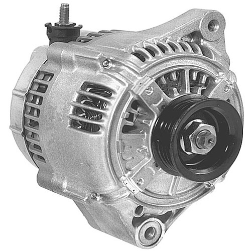 "DENSO 210-0184 ""Remanufactured"" Alternator"
