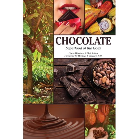 Chocolate Superfood Of The Gods Paperback