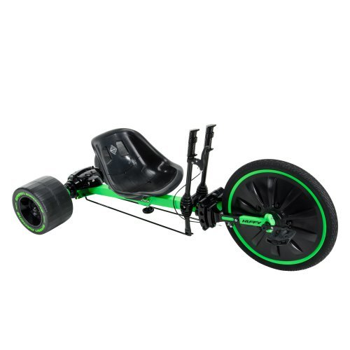 Huffy Green Machine Big Wheel Recumbent Bicycle