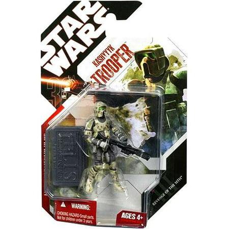 Star Wars 30Th Anniversary 2008 Wave 1 Kashyyyk Trooper Action Figure