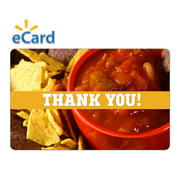 Taco Time $15 Thank You Salsa Gift Card (Email Delivery)