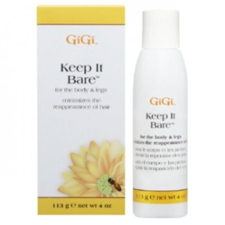 Keep It Bare (for the body & Legs) By Gigi Wax Hair