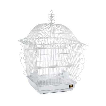 Scrollwork Cage (Prevue Pet White Jumbo Scrollwork Cage -)