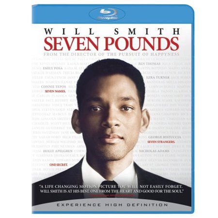 Seven Pounds 2008 - Seven Pounds (Blu-ray)