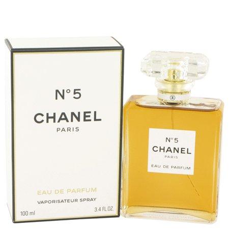 0ba1705dbee Chanel - Chanel CHANEL No. 5 Eau De Parfum Spray for Women 3.4 oz -  Walmart.com