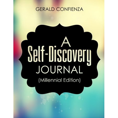 Self Discovery Journal for Teens and Young Adults : 200 Questions and Writing Prompts to Find Yourself and the Things You Want to Do in Life
