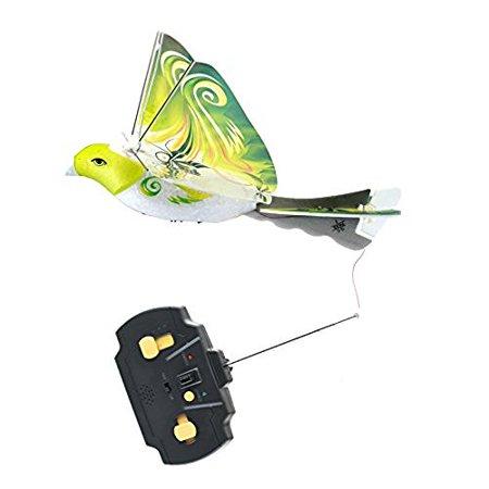 eBird Green - x2 Channel RC Flying Bird (3 Channel Flying Dragon)