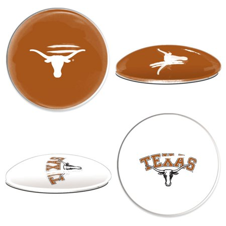Texas Longhorns Official NCAA  Sport Dotts Magnet 2 Pack by Wincraft