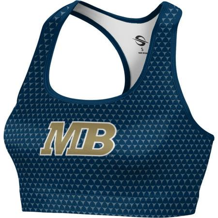 - ProSphere Women's California State University Monterey Bay Zoom Sports Bra
