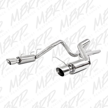 MBRP S7264409 Exhaust System Kit Race Series Cat Back System  - image 2 of 2